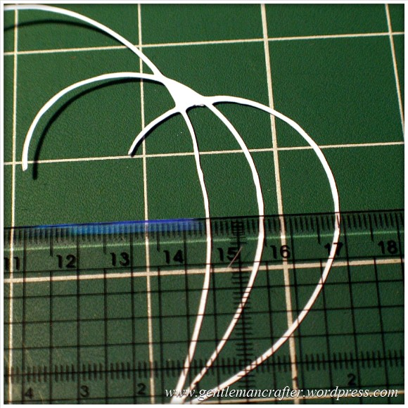 Brother Scan N Cut - Test Lab 1 - Intricate Cut