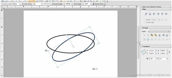 Creating A Geometric Pattern In Serif Craft Artist - 7.2