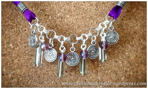 Bead Soup - Beadsmith 1-Step Looper Pliers - Old Necklace