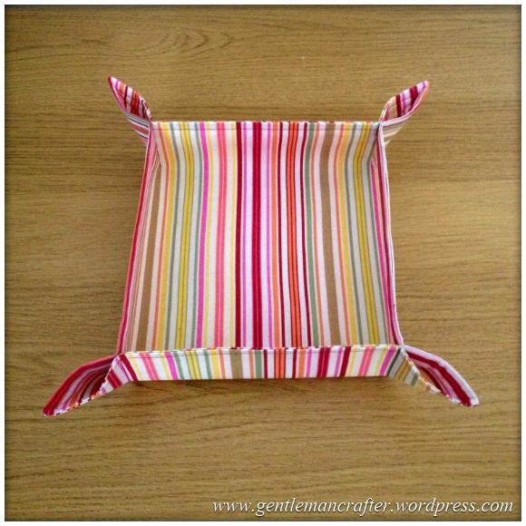 Fabric Friday 1 - Fabric Bowl 4