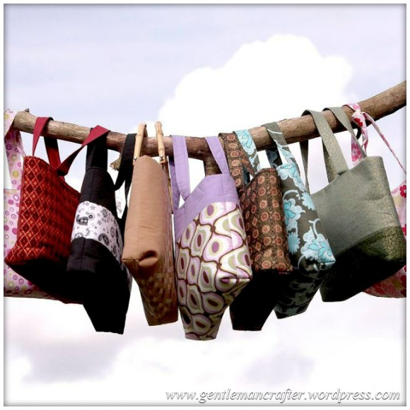 Fabric Friday - Handmade Handbags