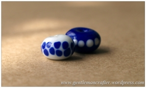 Glass Bead Making With Helen Chalmers - Bead 17