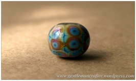Glass Bead Making With Helen Chalmers - Bead 18