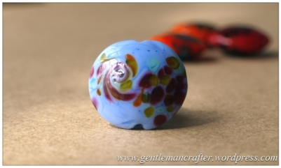 Glass Bead Making With Helen Chalmers - Bead 19