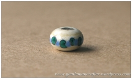 Glass Bead Making With Helen Chalmers - Bead 2