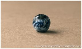 Glass Bead Making With Helen Chalmers - Bead 25