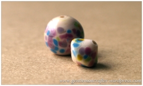 Glass Bead Making With Helen Chalmers - Bead 26