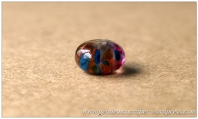 Glass Bead Making With Helen Chalmers - Bead 7
