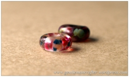 Glass Bead Making With Helen Chalmers - Bead 9