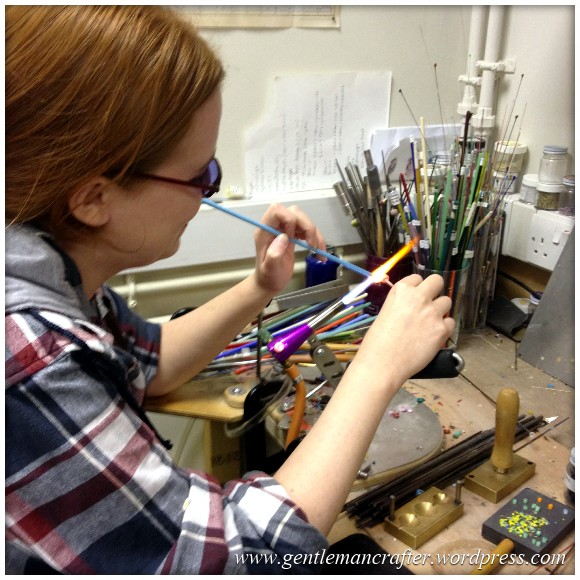 Glass Bead Making With Helen Chalmers - Helen Chalmers