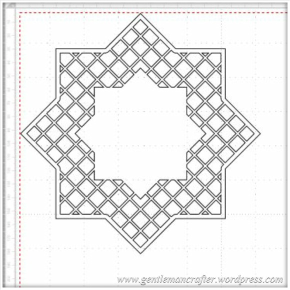 lattice star frame 2