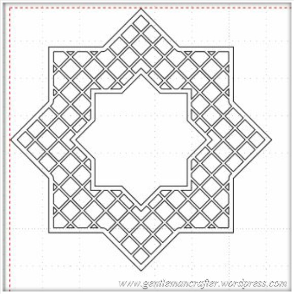 lattice star frame 3