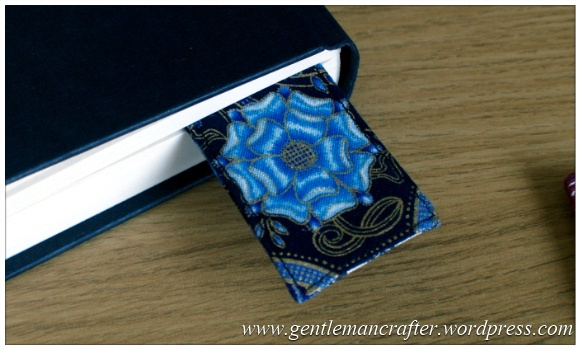 Fabric Friday - Easy To Make Bookmarks - 7