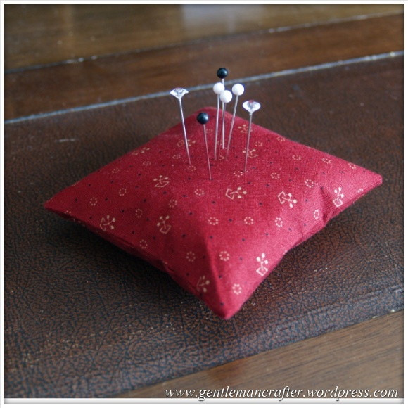 Fabric Friday - Pretty Pin Cushions - 1