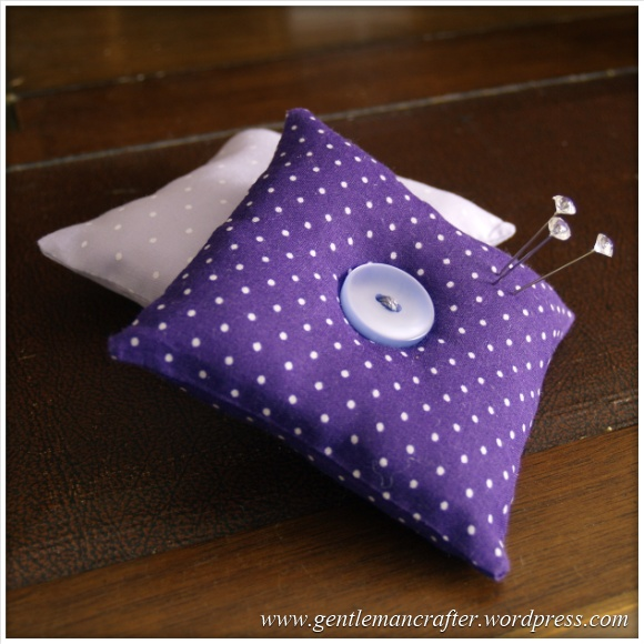 Fabric Friday - Pretty Pin Cushions - 2