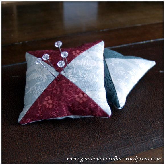 Fabric Friday - Pretty Pin Cushions - 3