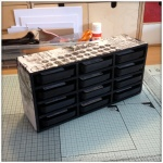 Monday Mash Up - DIY Tim Holtz Distress Inpad Storage - 7