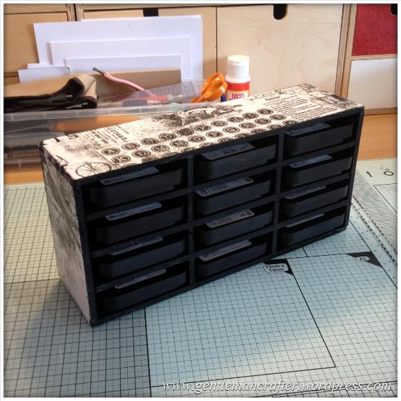 Monday Mash Up - DIY Tim Holtz Distress Inpad Storage - 7