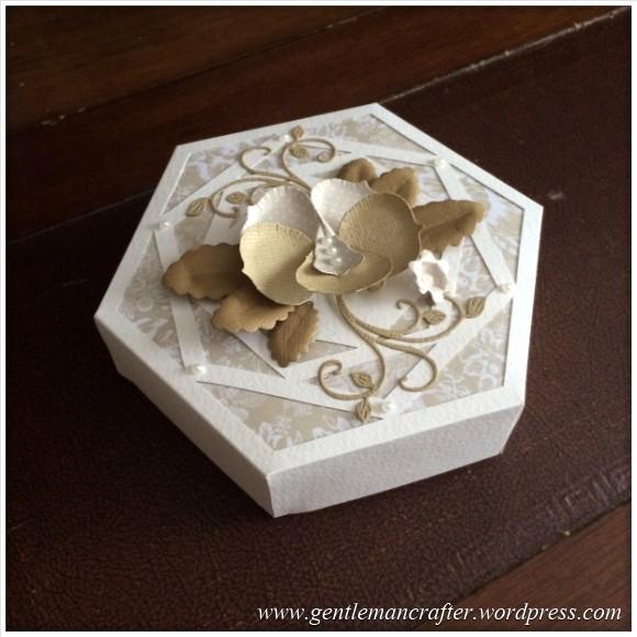 Monday Mash Up - Floral Gift Box - 12