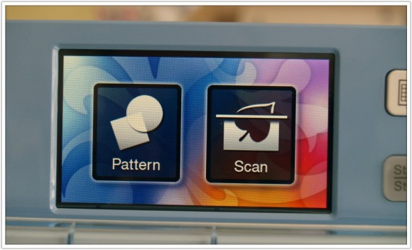 Scan It Saturday - Creating Decorative Sentiment Plaques With The Brother Scan N Cut - 1