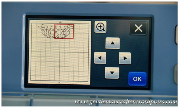Scan It Saturday - Creating Decorative Sentiment Plaques With The Brother Scan N Cut - 15
