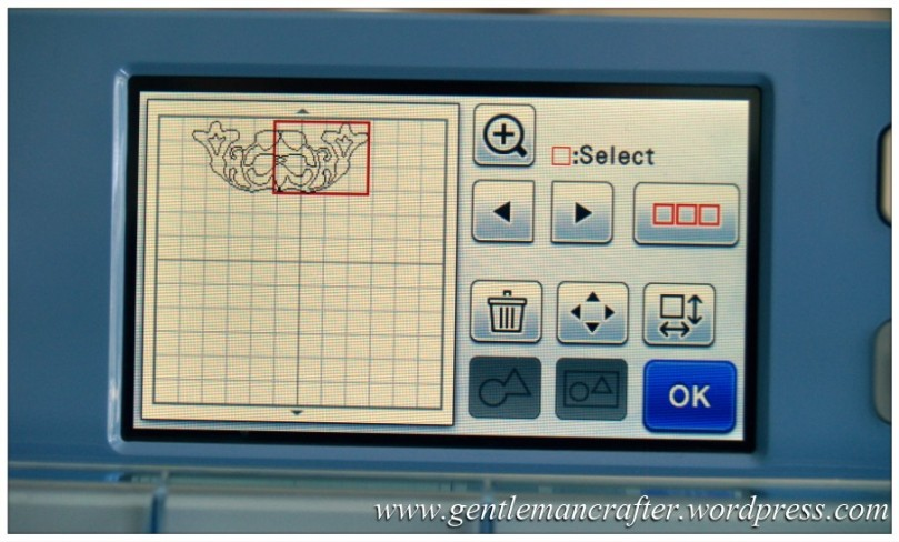 Scan It Saturday - Creating Decorative Sentiment Plaques With The Brother Scan N Cut - 16