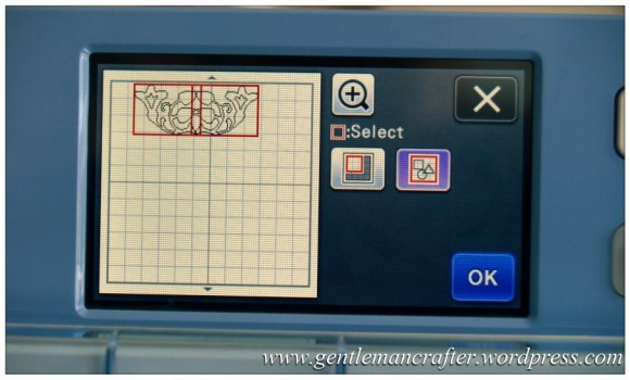 Scan It Saturday - Creating Decorative Sentiment Plaques With The Brother Scan N Cut - 17