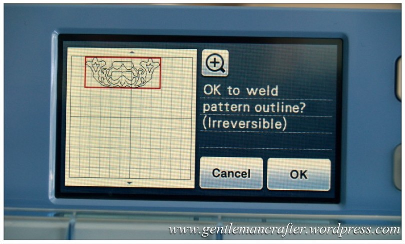 Scan It Saturday - Creating Decorative Sentiment Plaques With The Brother Scan N Cut - 19