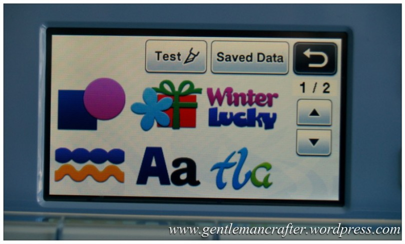Scan It Saturday - Creating Decorative Sentiment Plaques With The Brother Scan N Cut - 2