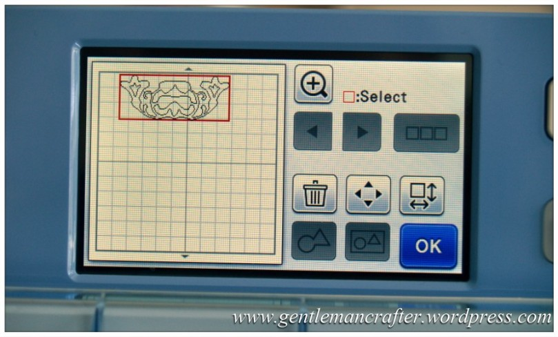 Scan It Saturday - Creating Decorative Sentiment Plaques With The Brother Scan N Cut - 20