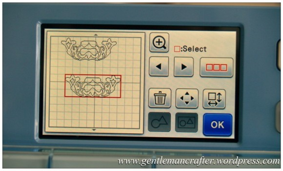 Scan It Saturday - Creating Decorative Sentiment Plaques With The Brother Scan N Cut - 22