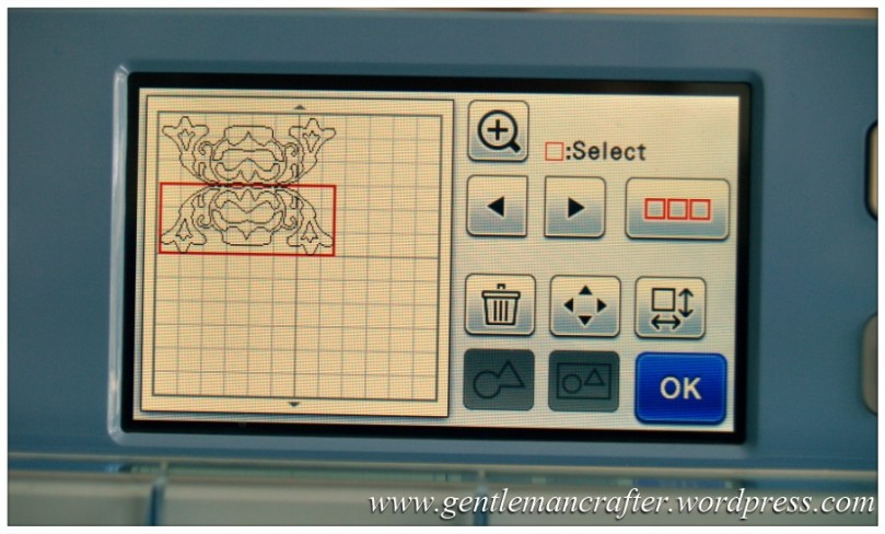 Scan It Saturday - Creating Decorative Sentiment Plaques With The Brother Scan N Cut - 27