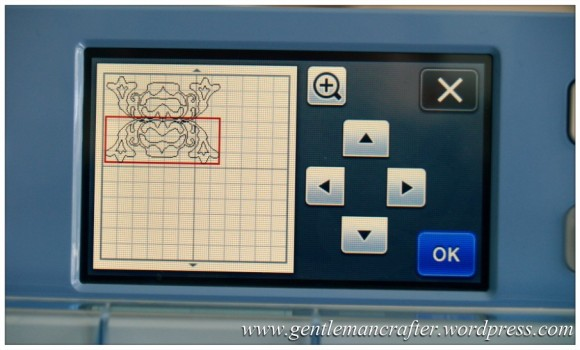 Scan It Saturday - Creating Decorative Sentiment Plaques With The Brother Scan N Cut - 28