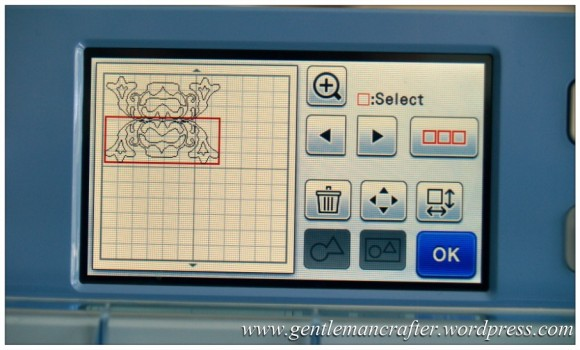 Scan It Saturday - Creating Decorative Sentiment Plaques With The Brother Scan N Cut - 29