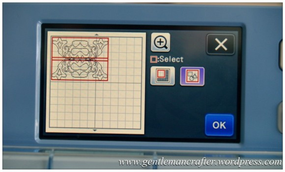 Scan It Saturday - Creating Decorative Sentiment Plaques With The Brother Scan N Cut - 30