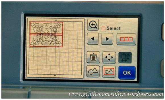 Scan It Saturday - Creating Decorative Sentiment Plaques With The Brother Scan N Cut - 31