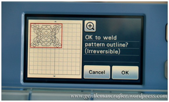 Scan It Saturday - Creating Decorative Sentiment Plaques With The Brother Scan N Cut - 32