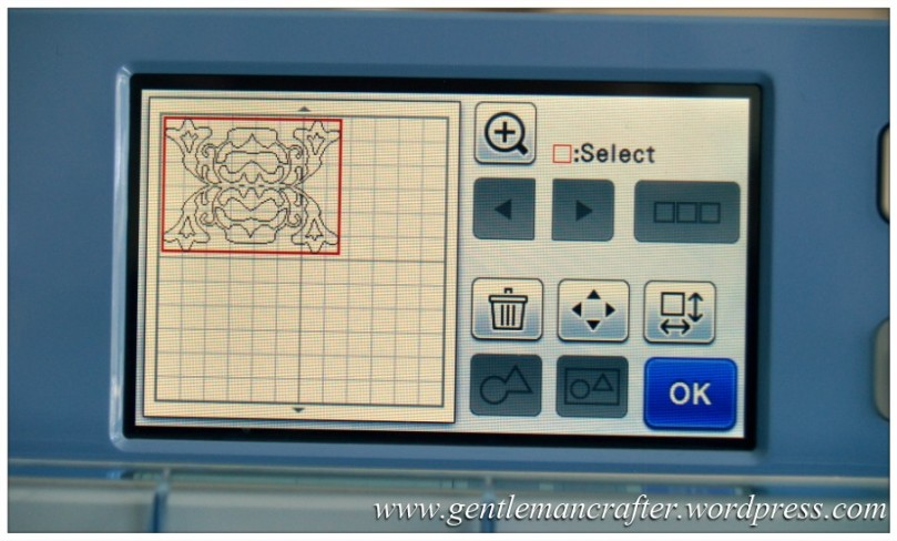 Scan It Saturday - Creating Decorative Sentiment Plaques With The Brother Scan N Cut - 33