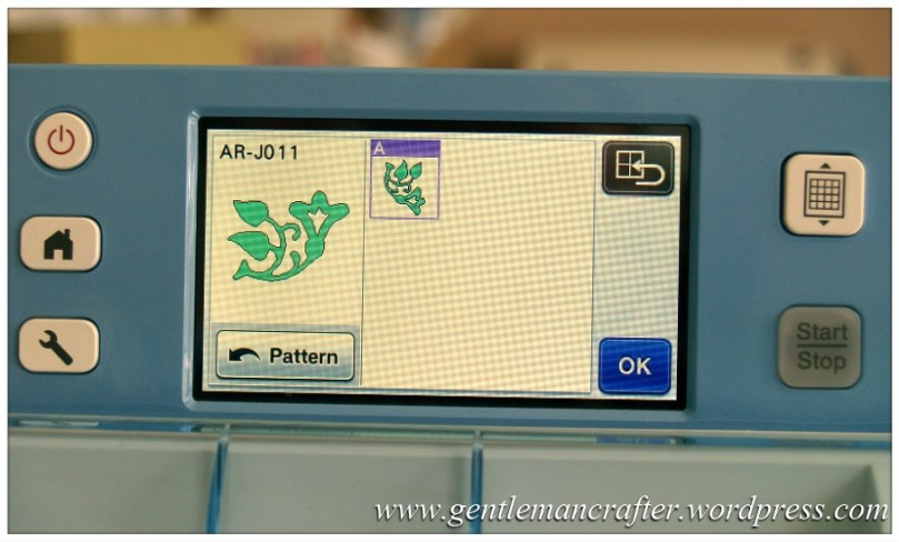 Scan It Saturday - Creating Decorative Sentiment Plaques With The Brother Scan N Cut - 35