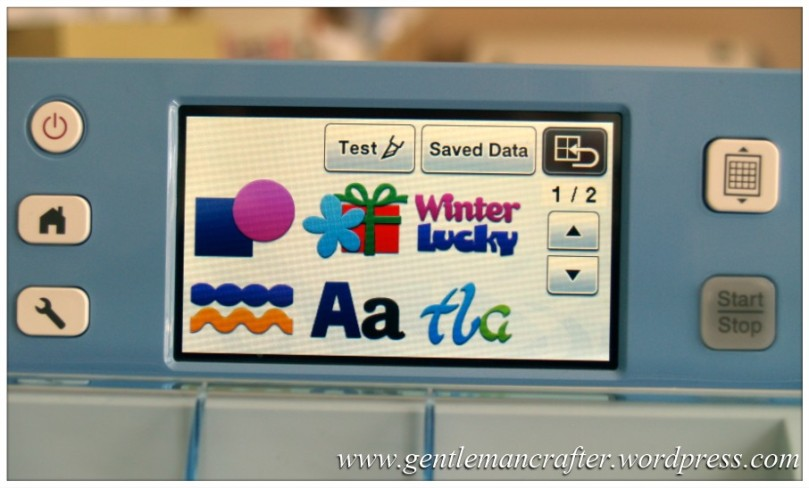 Scan It Saturday - Creating Decorative Sentiment Plaques With The Brother Scan N Cut - 36