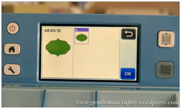 Scan It Saturday - Creating Decorative Sentiment Plaques With The Brother Scan N Cut - 40
