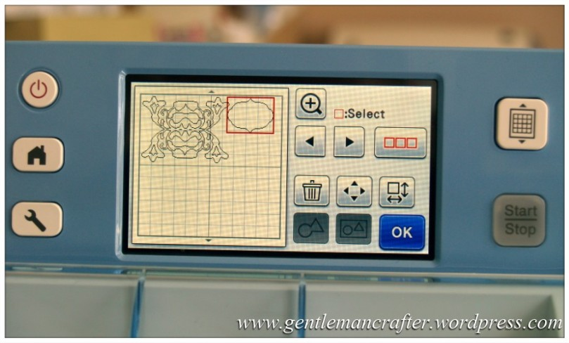 Scan It Saturday - Creating Decorative Sentiment Plaques With The Brother Scan N Cut - 43