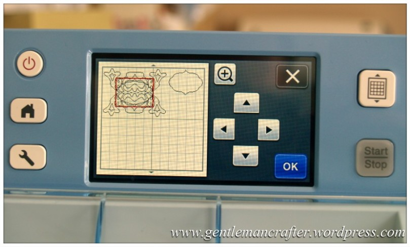 Scan It Saturday - Creating Decorative Sentiment Plaques With The Brother Scan N Cut - 49