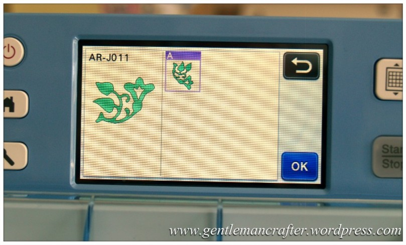 Scan It Saturday - Creating Decorative Sentiment Plaques With The Brother Scan N Cut - 5