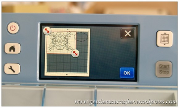 Scan It Saturday - Creating Decorative Sentiment Plaques With The Brother Scan N Cut - 52
