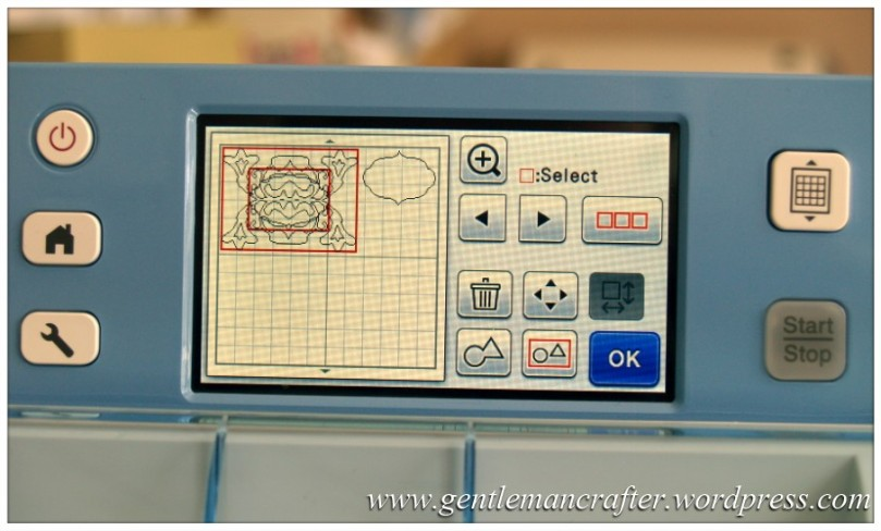 Scan It Saturday - Creating Decorative Sentiment Plaques With The Brother Scan N Cut - 54
