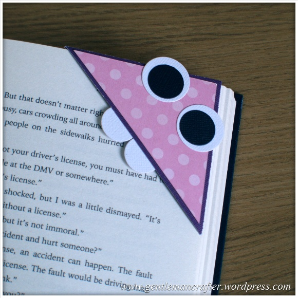 Scan It Saturday - Making Corner Bookmarks With The Brother Scan N Cut - 8