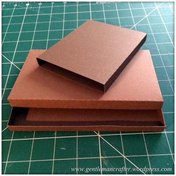 Brother Scan N Cut - Chocolate Gift Box Free Cutting File - 1
