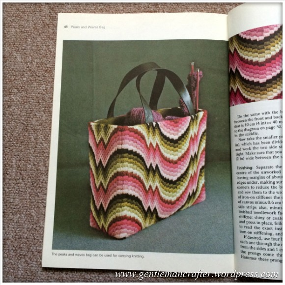 Fabric Friday - Bargello and Florentine Embroidery - Book 3