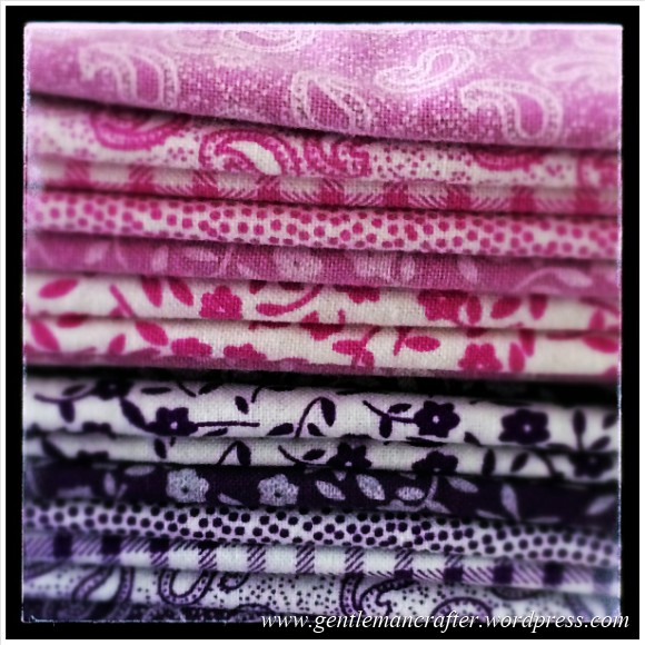 Fabric Friday - Fat Quarter Bundle